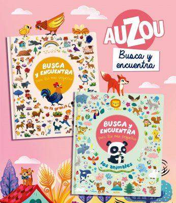 Taller de la editorial Auzou @ El Búho Lector | Oviedo | Principado de Asturias | España