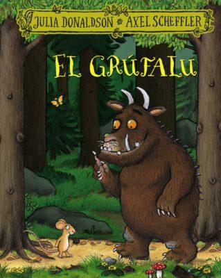 Cuentacuentos «El Grúfalu» – Especial Día de les Lletres @ Biblioteca Publica la Granja | Oviedo | Principado de Asturias | España